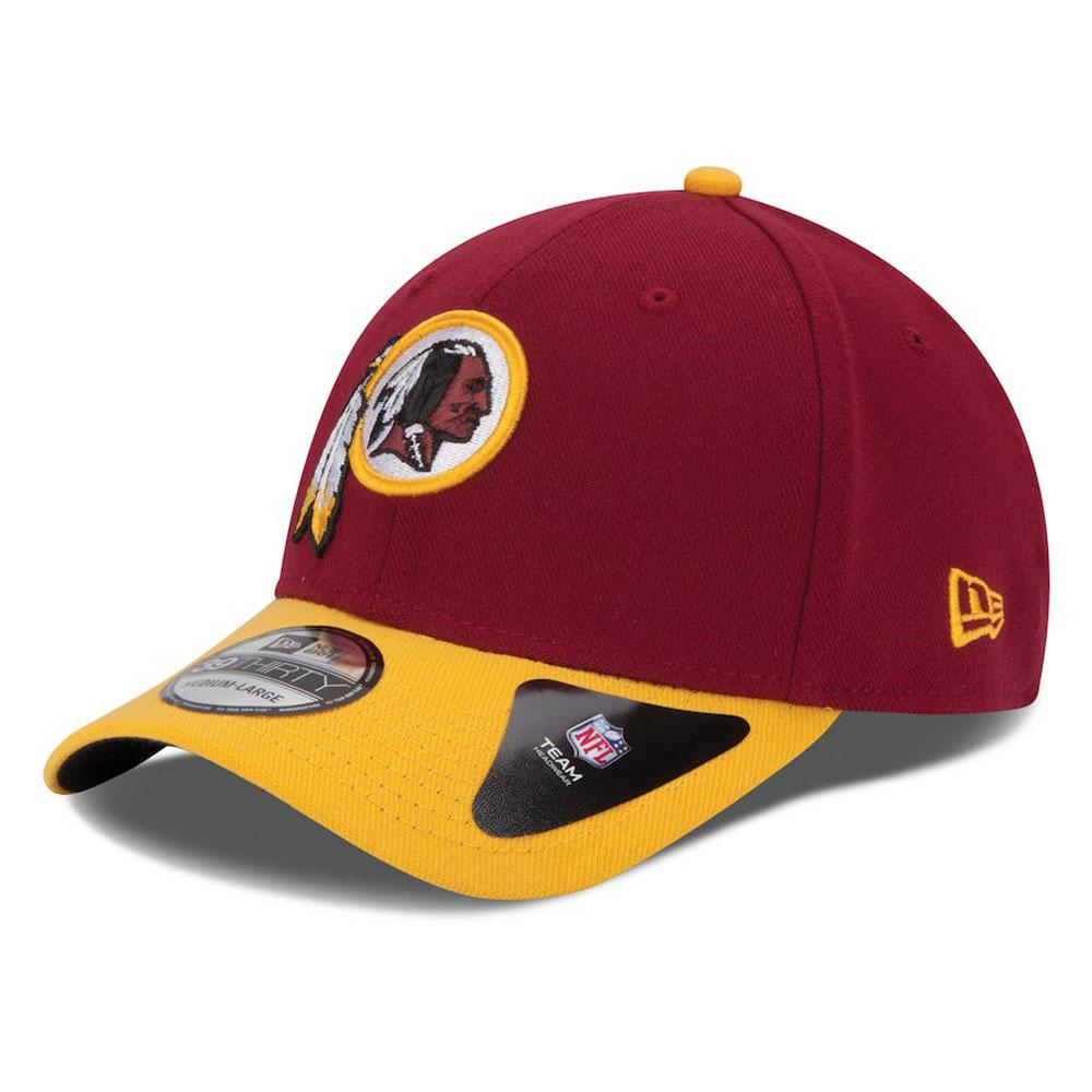 NFL レッドスキンズ キャップ/帽子 チーム クラシック 39THIRTY フレックス ニューエラ/New Era【1910価格変更】【191028変更】