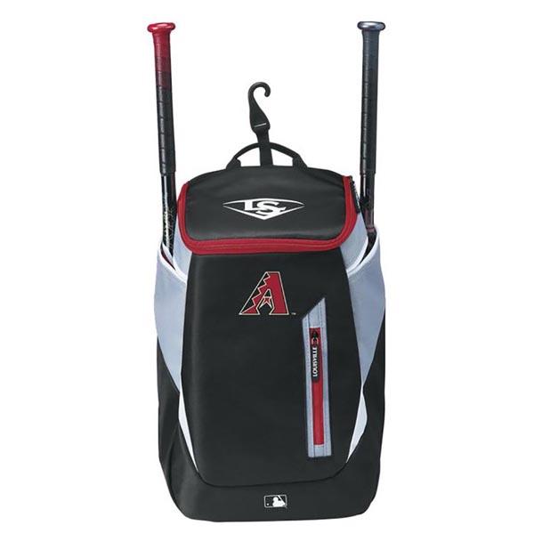 MLB ダイヤモンドバックス 野球専用 バックパック/リュック ルイスビル スラッガー/Louisville Slugger