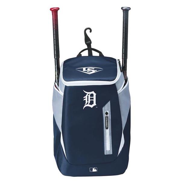MLB タイガース 野球専用 バックパック/リュック ルイスビル スラッガー/Louisville Slugger