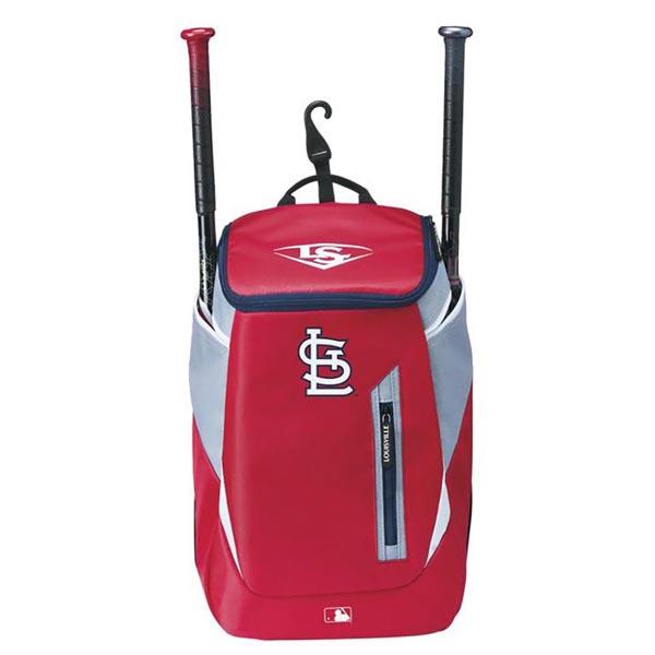 MLB カージナルス 野球専用 バックパック/リュック ルイスビル スラッガー/Louisville Slugger