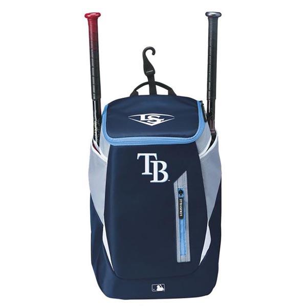 MLB レイズ 野球専用 バックパック/リュック ルイスビル スラッガー/Louisville Slugger