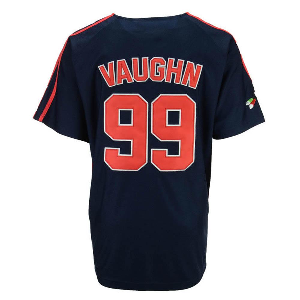 MLB インディアンス リッキー ヴォーン ユニフォーム/ジャージ メジャーリーグ ムービー ロード
