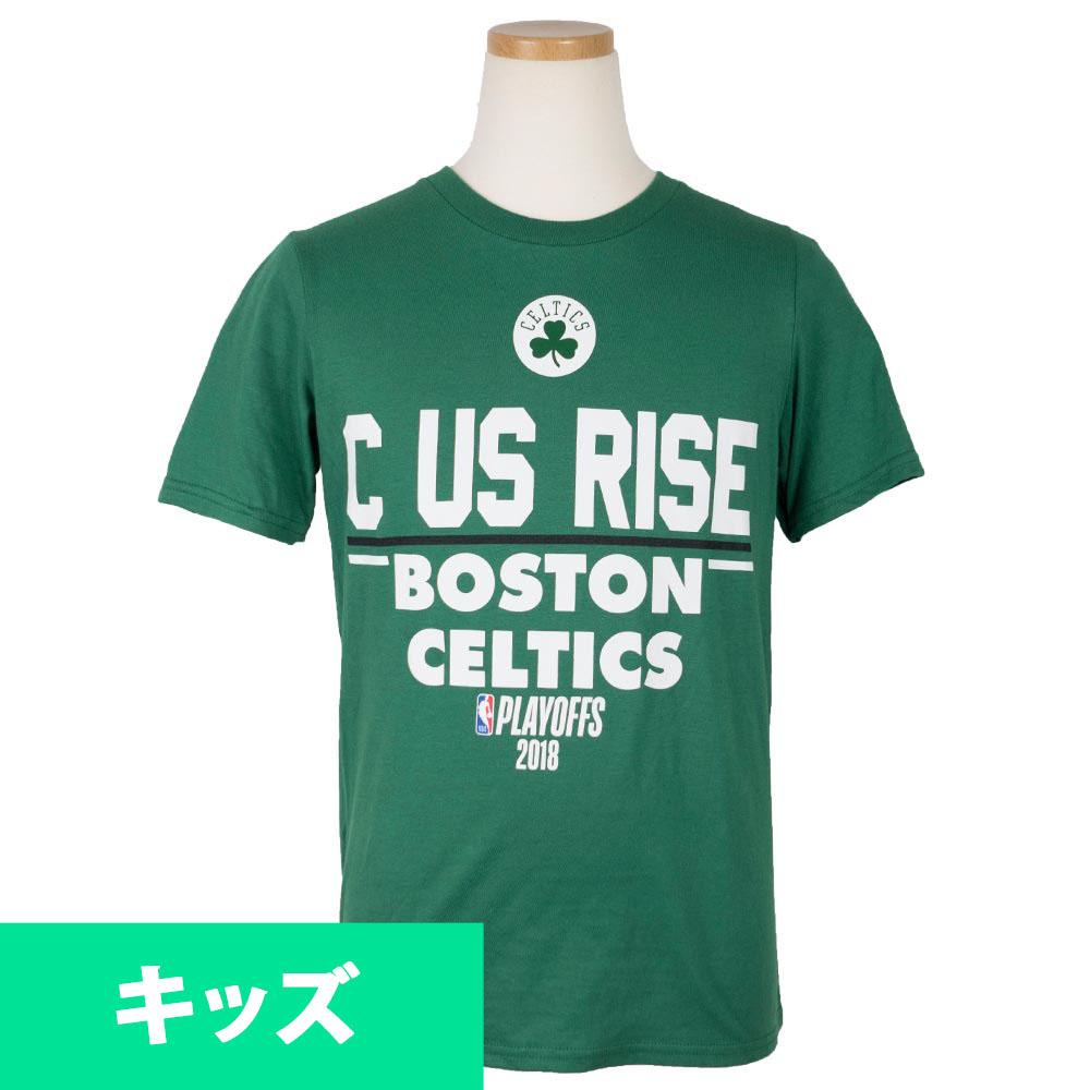 220942f9f MLB NBA NFL Goods Shop  NBA Celtics T-shirt kids play-off 2018 C Us ...