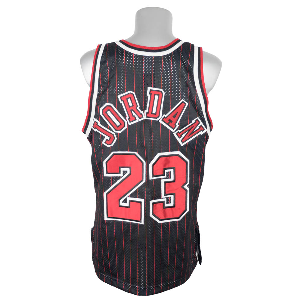 timeless design f0706 90dc5 Authentic jersey champion /Champion alternate of the 50th anniversary of  NBA Bulls Michael Jordan uniform / jersey