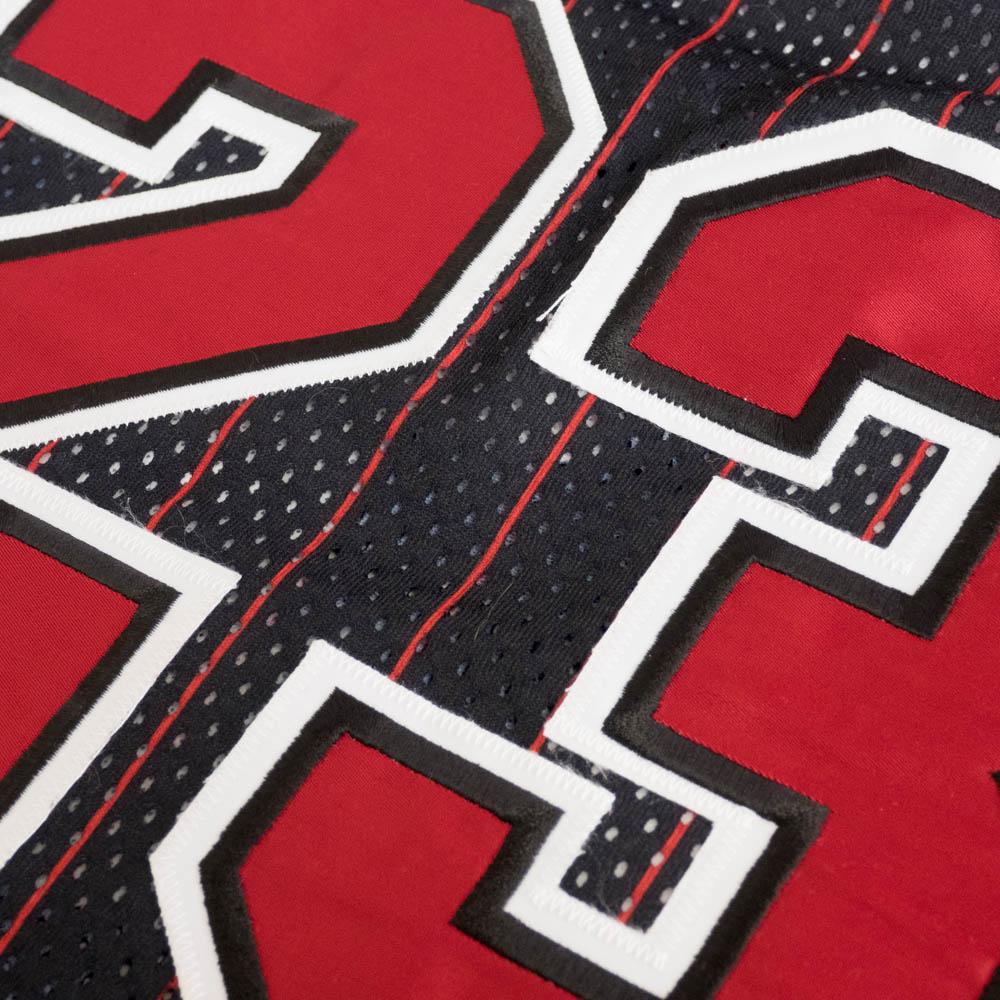 timeless design b1591 4b221 Authentic jersey champion /Champion alternate of the 50th anniversary of  NBA Bulls Michael Jordan uniform / jersey