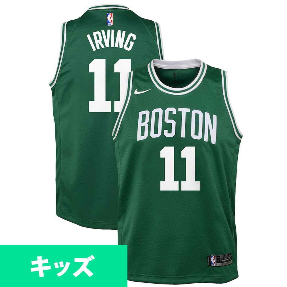 huge selection of b9a07 0dd4a NBA Celtics chi Lee Irving uniform / jersey kids swing man icon Nike /Nike  green 190806 price change