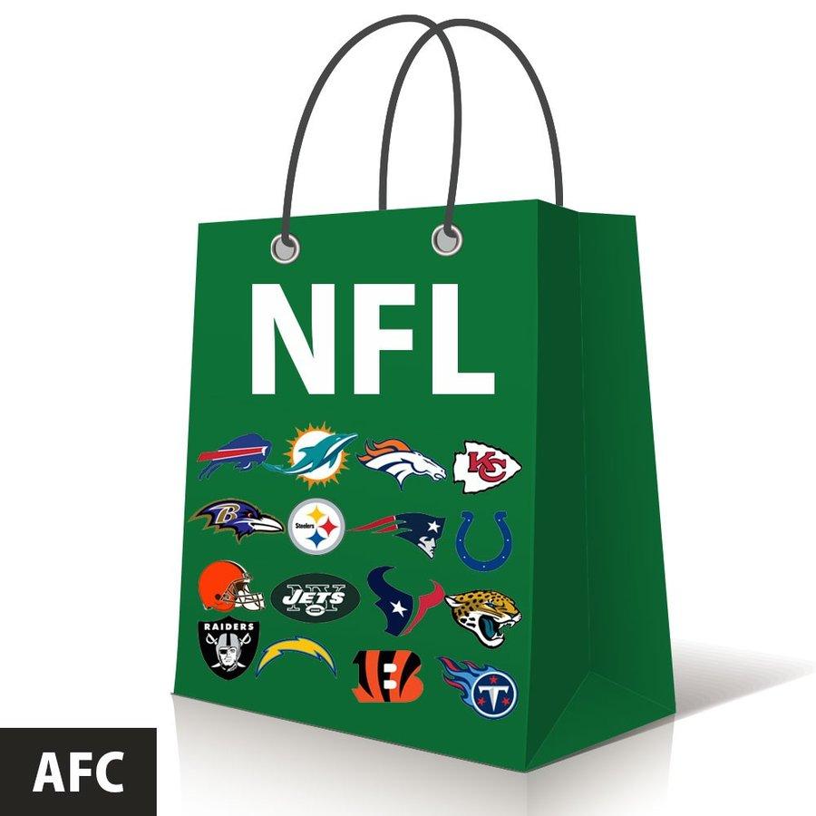 スーパーボウル進出 ご予約 NFL AFC 2020 チームが選べる 福袋【191015公開用】