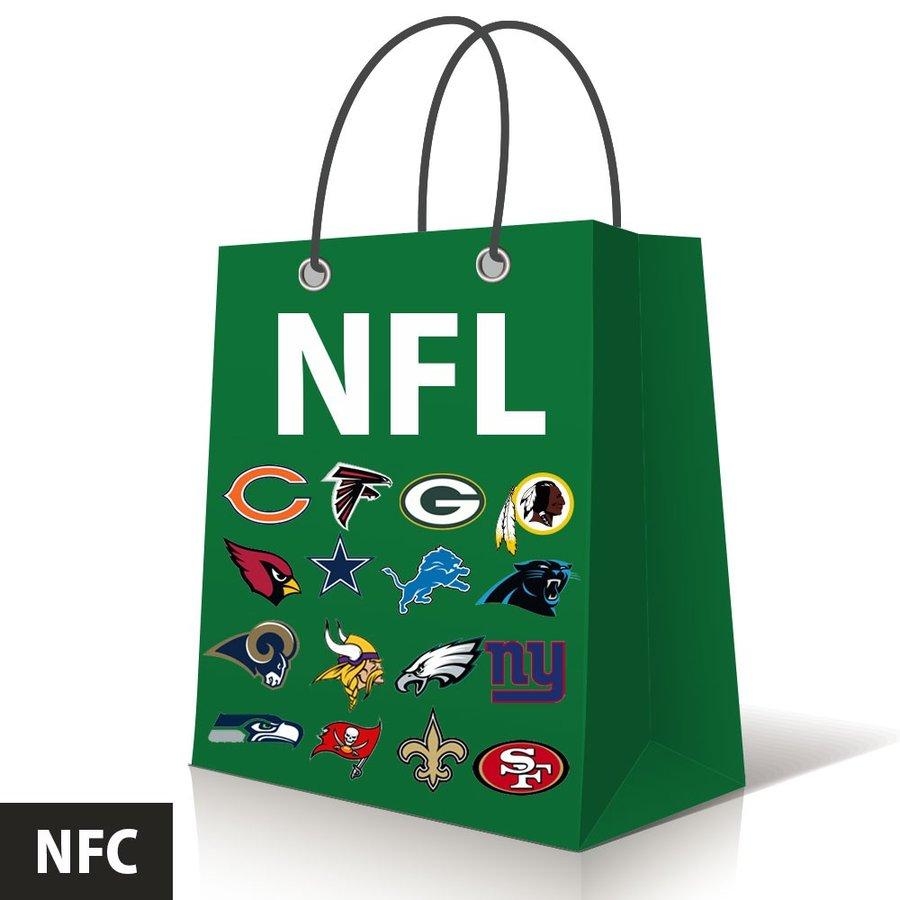 ご予約 NFL NFC 2021 25周年創業祭パック チームが選べる 福袋 SGT福袋