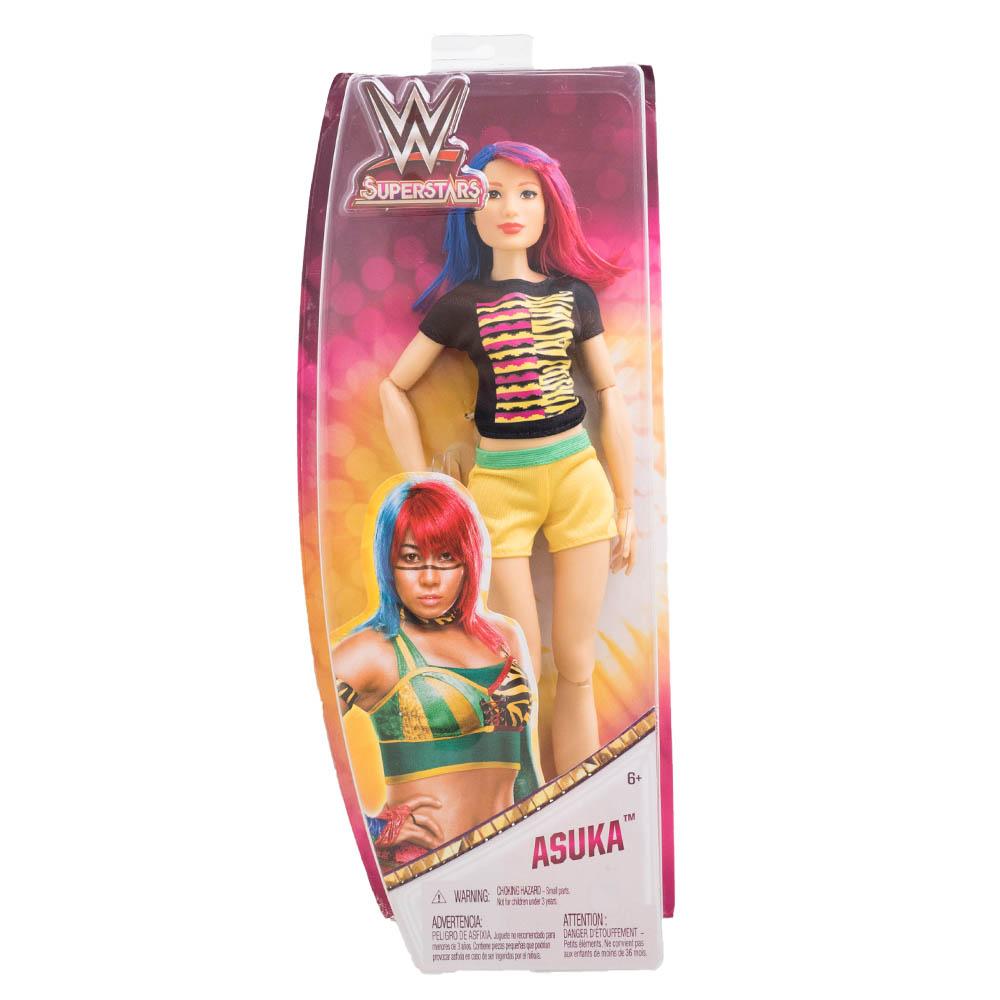 WWE Aska/アスカ アクション フィギュア/人形 スーパースターズ