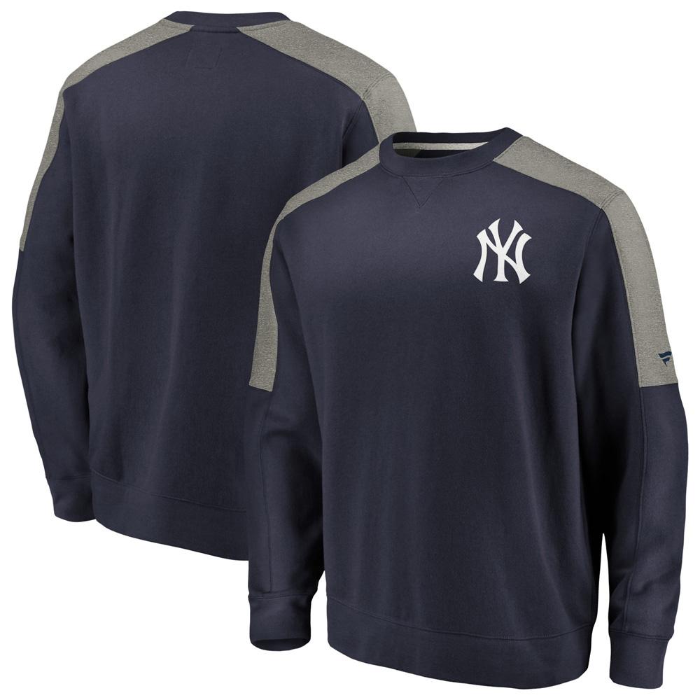 info for 0661f 1c901 MLB Yankees sweat shirt / trainer Aiko Nic fleece pullover men