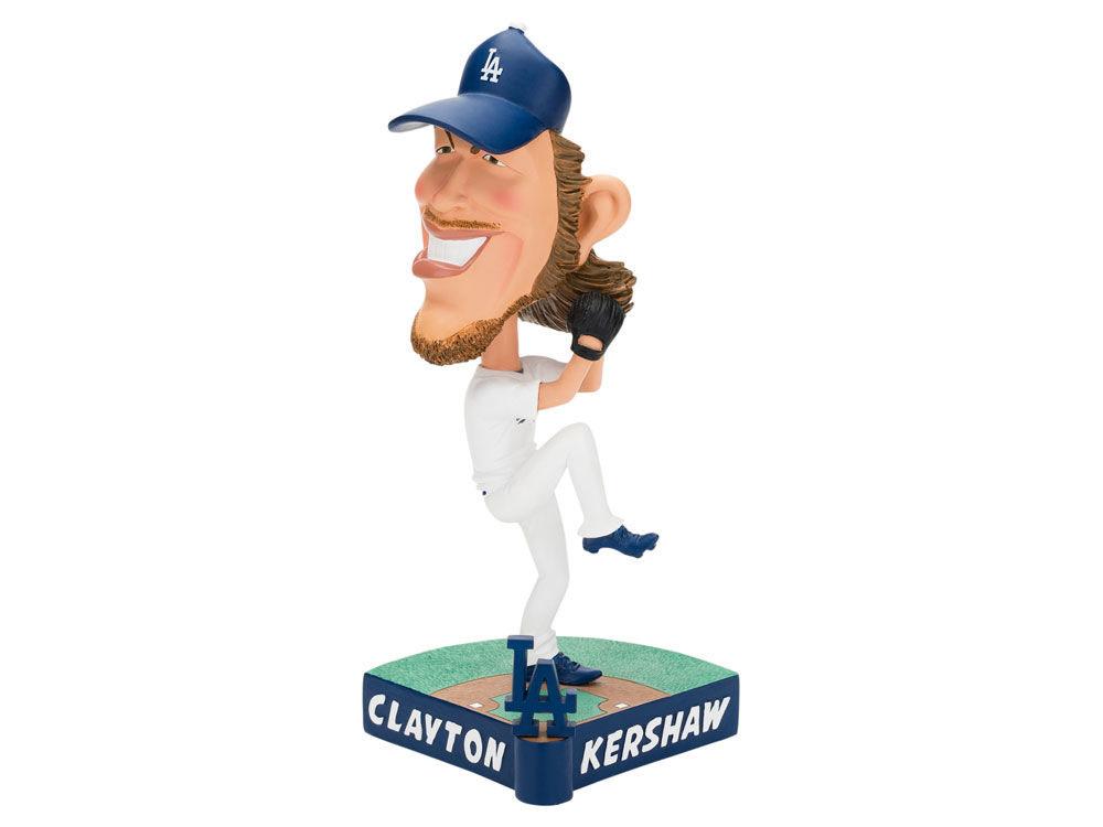 MLB ドジャース クレイトン・カーショー フィギュア ドジャース ボブルヘッド/フィギュア MLB カリカチュア フィギュア Forever Collectibles, 【日本産】:b2e29671 --- sunward.msk.ru