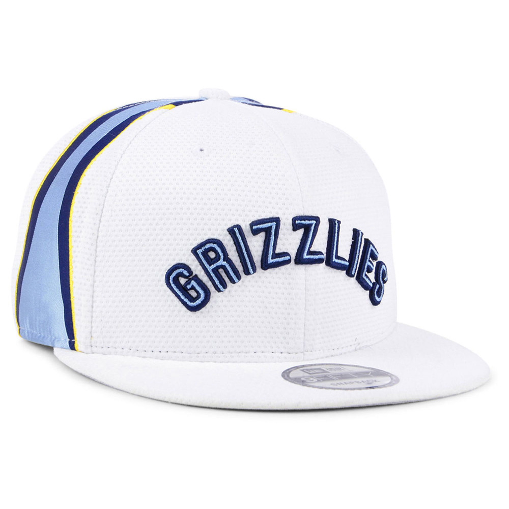 1fe5dbe7bf58 お取り寄せ お取り寄せ NBA グリズリーズ キャップ/帽子 ジャージ スナップバック ホワイト ニューエラ/
