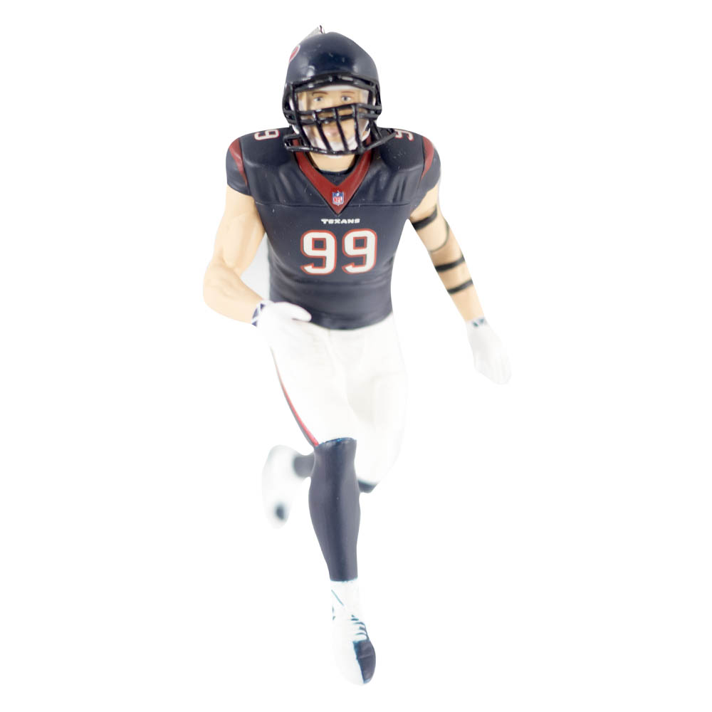 NFL テキサンズ J.J.・ワット 2013 キープセイク オーナメント Hallmark【1910価格変更】