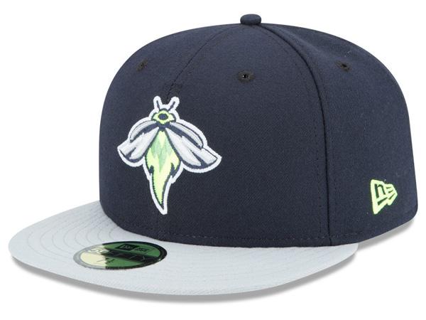 お取り寄せ お取り寄せ お取り寄せ MiLB/マイナーリーグ コロンビア・ファイヤーフライズ キャップ/帽子 オーセンティック 59FIFTY ニューエラ/New Era
