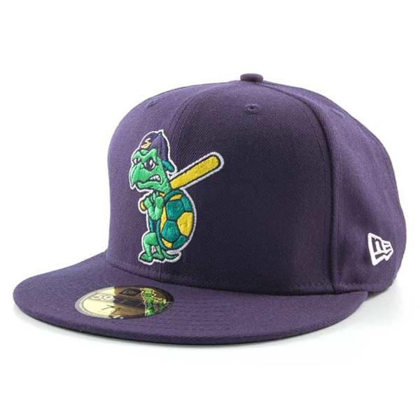 お取り寄せ お取り寄せ お取り寄せ MiLB/マイナーリーグ ベロイト・スナッパーズ キャップ/帽子 オーセンティック 59FIFTY ニューエラ/New Era