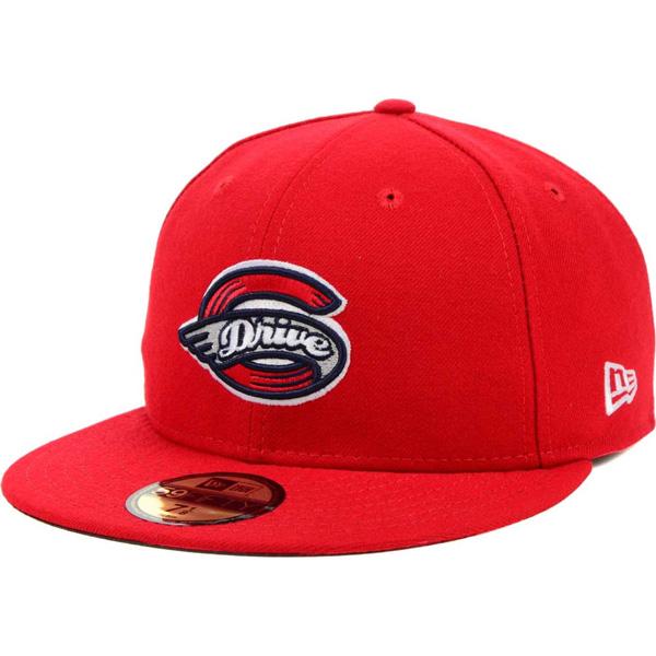 お取り寄せ お取り寄せ お取り寄せ MiLB/マイナーリーグ グリーンビル・ドライブ キャップ/帽子 オーセンティック 59FIFTY ニューエラ/New Era