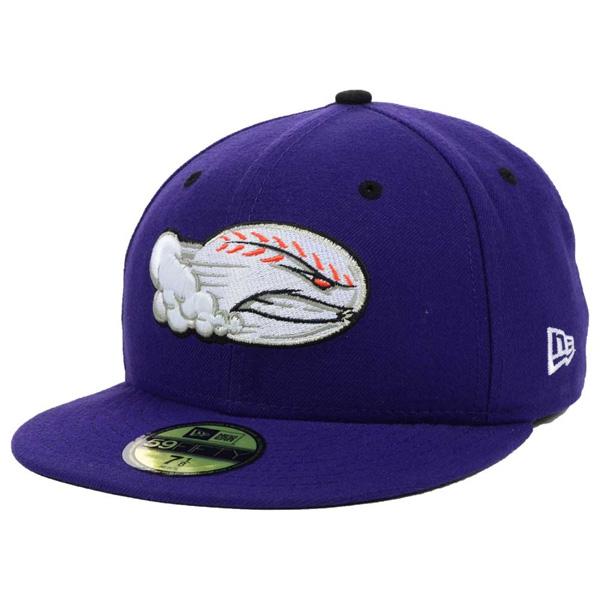 お取り寄せ MiLB/マイナーリーグ ウィンストン・セーラム・ダッシュ キャップ/帽子 オーセンティック 59FIFTY ニューエラ/New Era