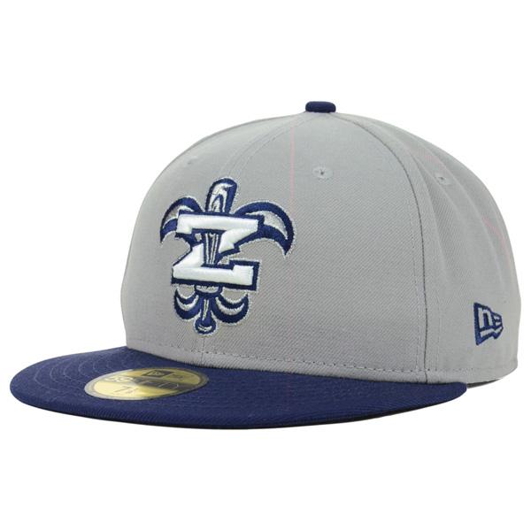 お取り寄せ お取り寄せ MiLB/マイナーリーグ ニューオーリンズ・ゼファーズ キャップ/帽子 オーセンティック 59FIFTY Zephyr