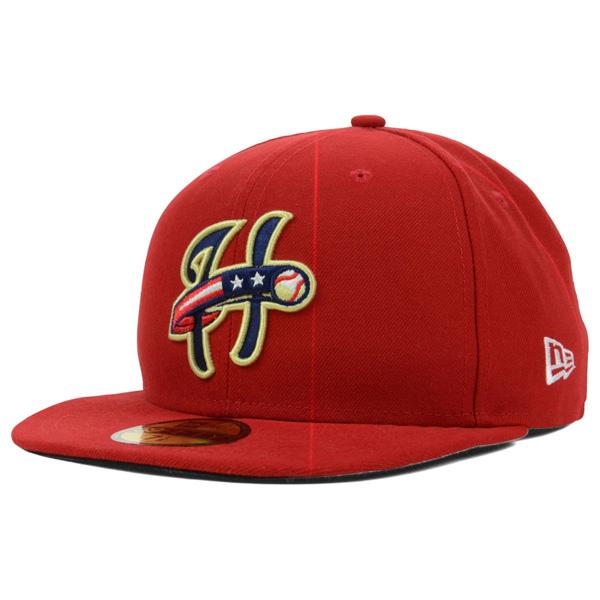 お取り寄せ MiLB/マイナーリーグ ハリスバーグ・セネターズ キャップ/帽子 オーセンティック 59FIFTY ニューエラ/New Era