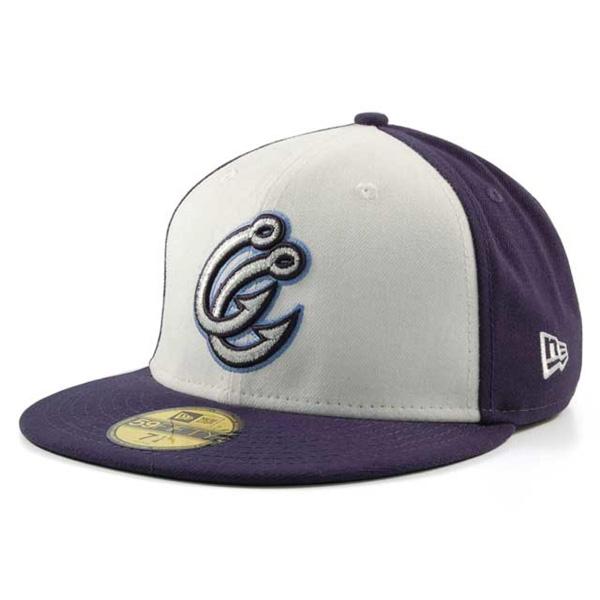お取り寄せ お取り寄せ お取り寄せ MiLB/マイナーリーグ コーパスクリスティ・フックス キャップ/帽子 オーセンティック 59FIFTY ニューエラ/New Era