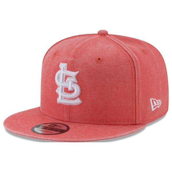 カージナルス キャップ ニューエラ NEW ERA MLB パステルカラー ネオンタイム スナップバック オレンジ【1910価格変更】【191028変更】