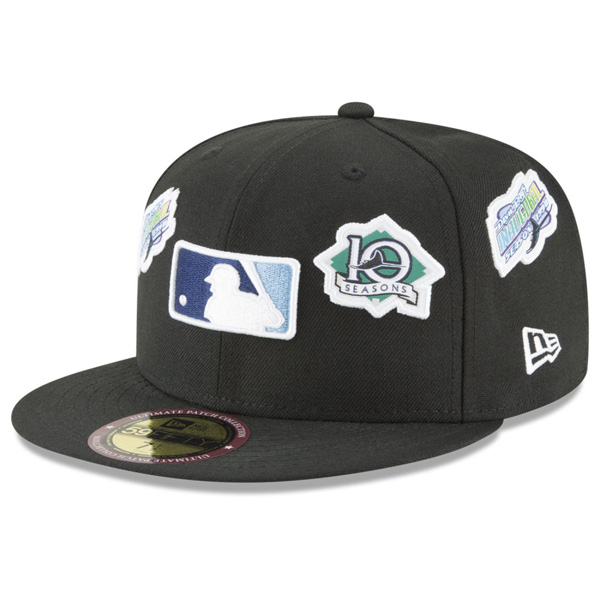 お取り寄せ お取り寄せ お取り寄せ MLB レイズ キャップ/帽子 パッチコレクション アルティメット ニューエラ/New Era