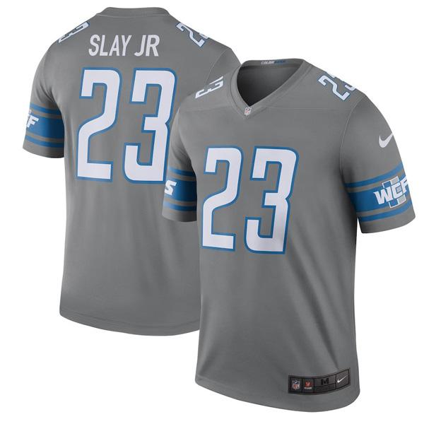お取り寄せ NFL ライオンズ デリアス・スレイ ユニフォーム/ジャージ カラーラッシュ レジェンド ナイキ/Nike Steel