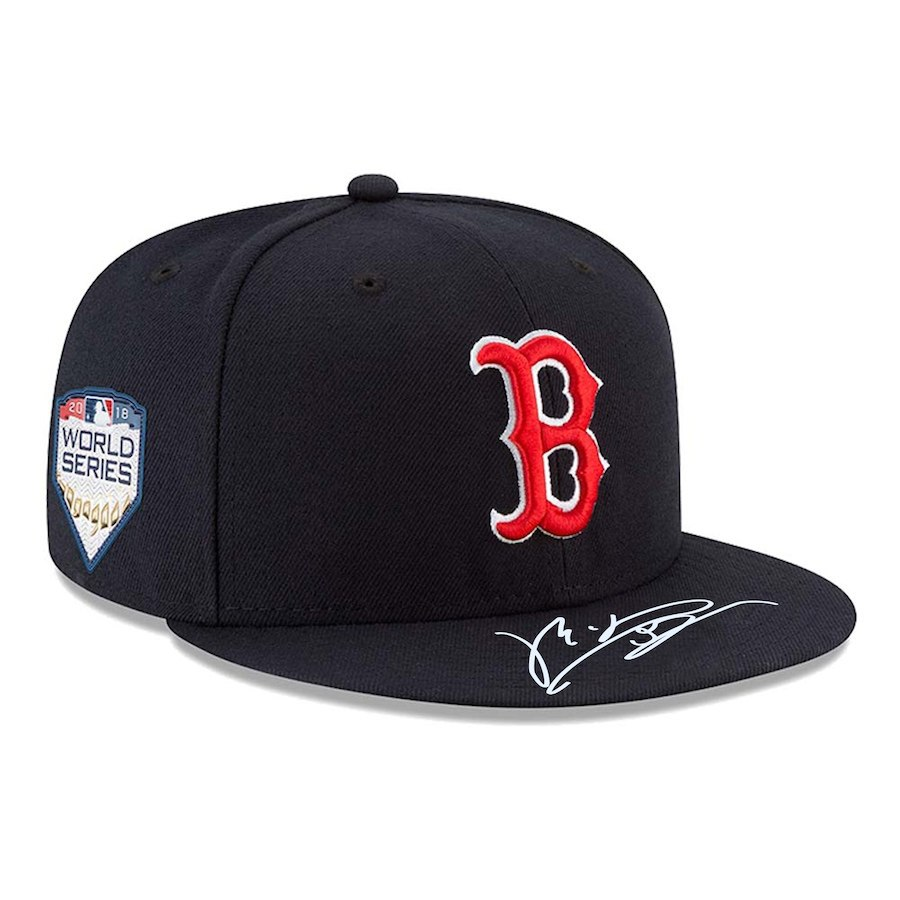 特価 お取り寄せ MLB レッドソックス ラファエル・デバース 2018 2018 ワールドチャンピオン記念 サイン お取り寄せ サイン キャップ, ノツマチ:1e85792b --- jf-belver.pt