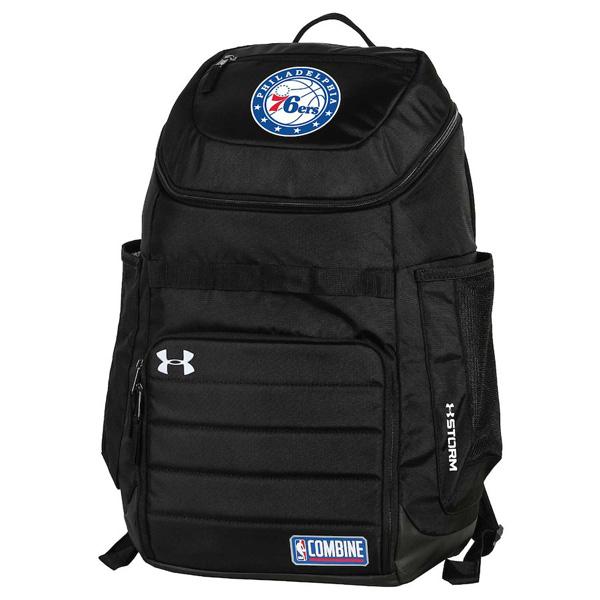 お取り寄せ NBA 76ers バックパック/リュック ラップトップ アンダーアーマー/UNDER ARMOUR