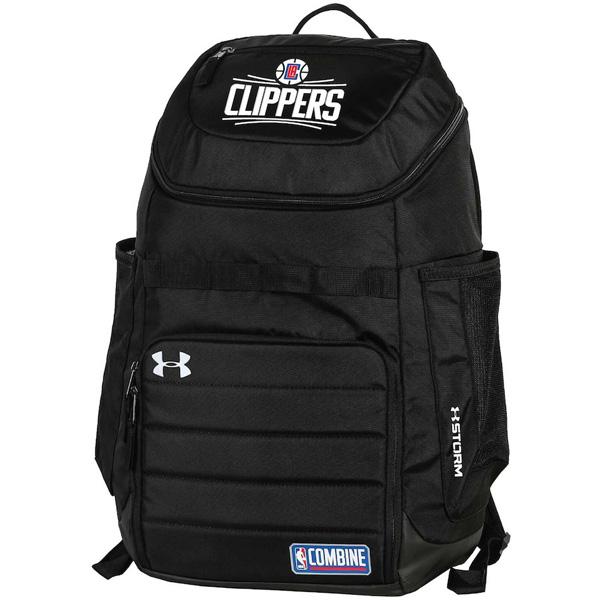 お取り寄せ NBA クリッパーズ バックパック/リュック ラップトップ アンダーアーマー/UNDER ARMOUR