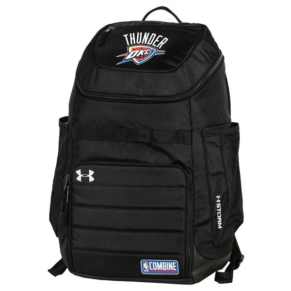 お取り寄せ NBA サンダー バックパック/リュック ラップトップ アンダーアーマー/UNDER ARMOUR
