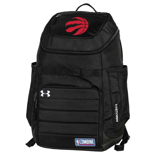 お取り寄せ NBA ラプターズ バックパック/リュック ラップトップ アンダーアーマー/UNDER ARMOUR