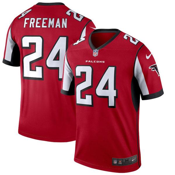 お取り寄せ NFL ファルコンズ デボンタ・フリーマン ユニフォーム/ジャージ レジェンド ナイキ/Nike レッド