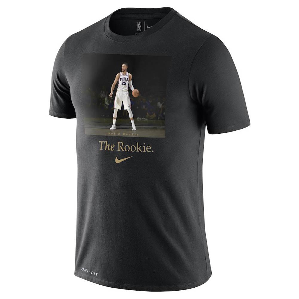 NBA Tシャツ 76ers ベン・シモンズ ルーキー オブ ザ イヤー パフォーマンス ナイキ/Nike ブラック 00037863XPS【1910価格変更】【1911NBAt】