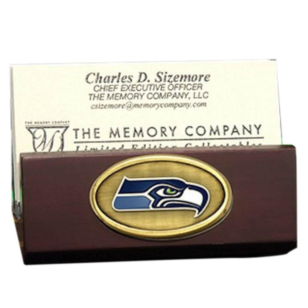 NFL シーホークス ビジネス カードホルダー The Memory Company【1910価格変更】