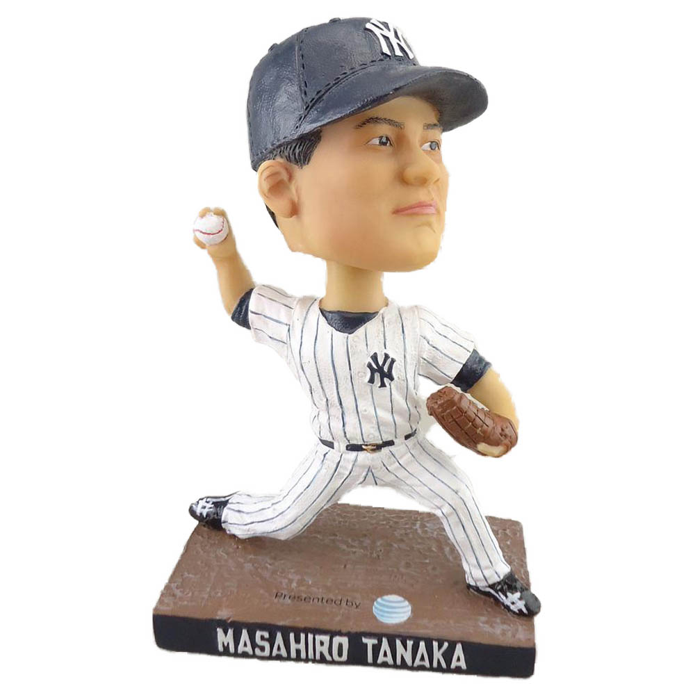 MLB ヤンキース 田中将大 フィギュア ボブルヘッド/フィギュア 2015 限定版