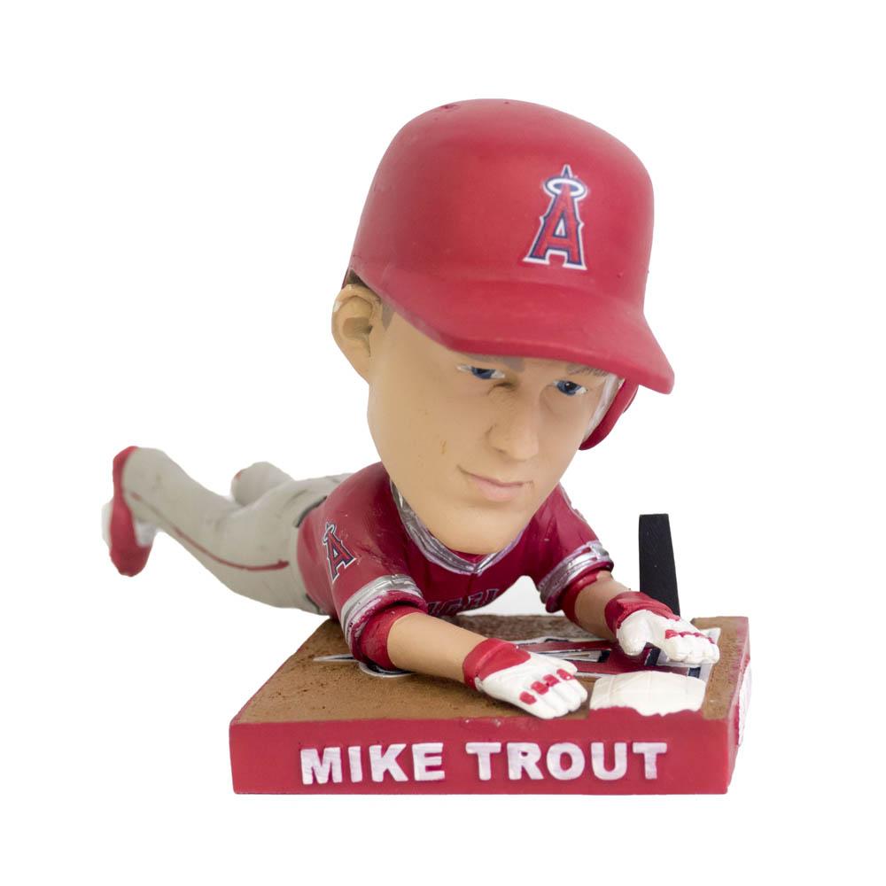 MLB エンゼルス マイク・トラウト フィギュア ボブルヘッド/フィギュア 2016 MVP