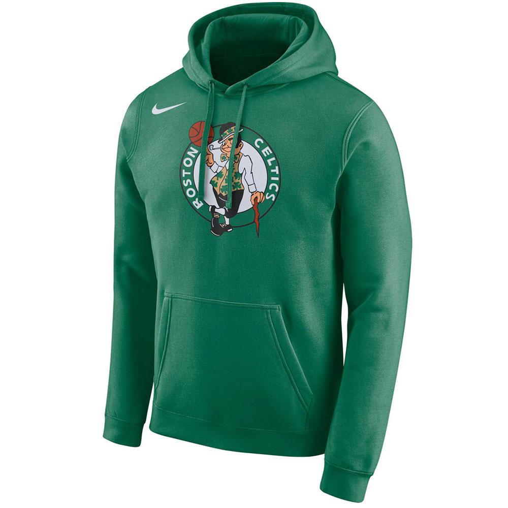 NBA セルティックス パーカー/フーディー プルオーバー ナイキ/Nike グリーン AA3649-312