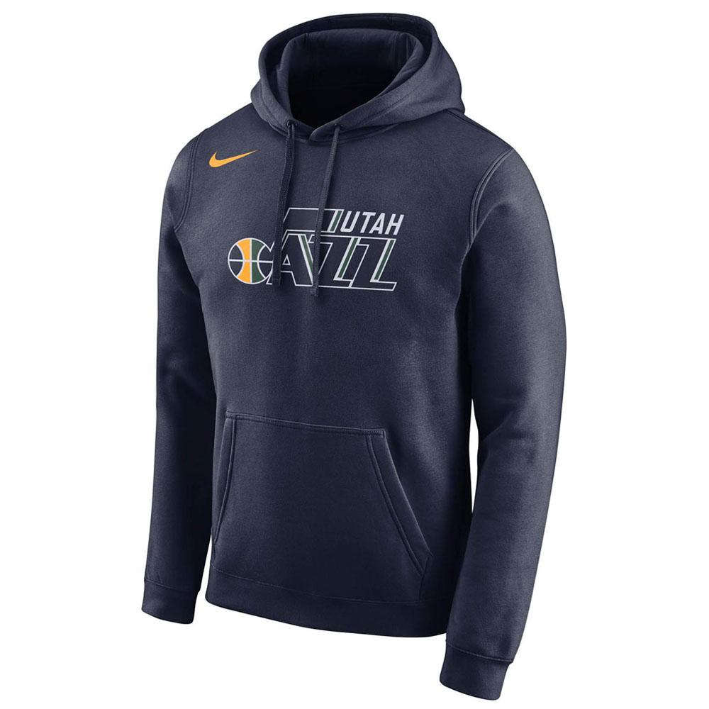 NBA ジャズ パーカー/フーディー プルオーバー ナイキ プルオーバー/Nike ナイキ/Nike ジャズ ネイビー AA3701-419, アールワイレンタル:a585268b --- jpworks.be