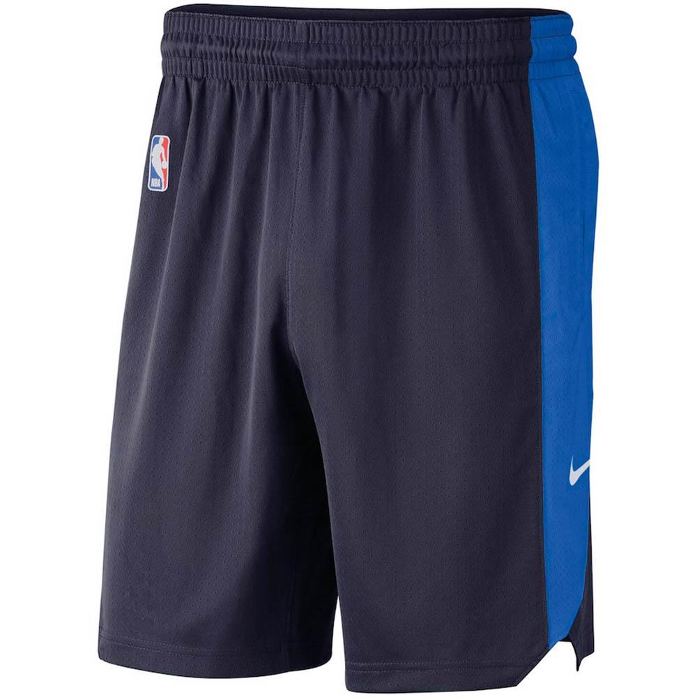 NBA サンダー ショートパンツ/ショーツ パフォーマンス プラクティス ナイキ/Nike ネイビー