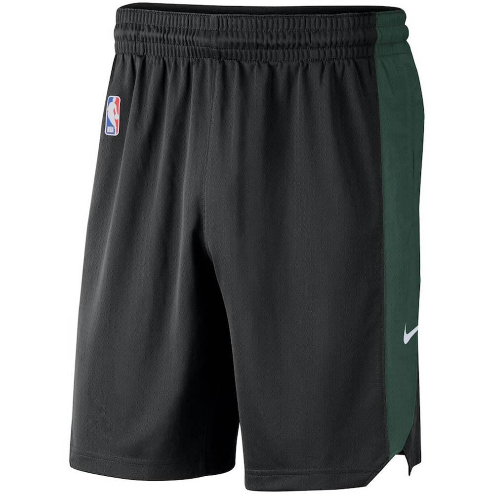 NBA バックス ショートパンツ/ショーツ パフォーマンス プラクティス ナイキ/Nike ブラック