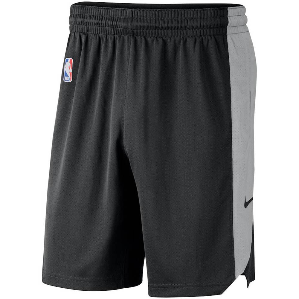 NBA スパーズ ショートパンツ/ショーツ パフォーマンス プラクティス ナイキ/Nike ブラック