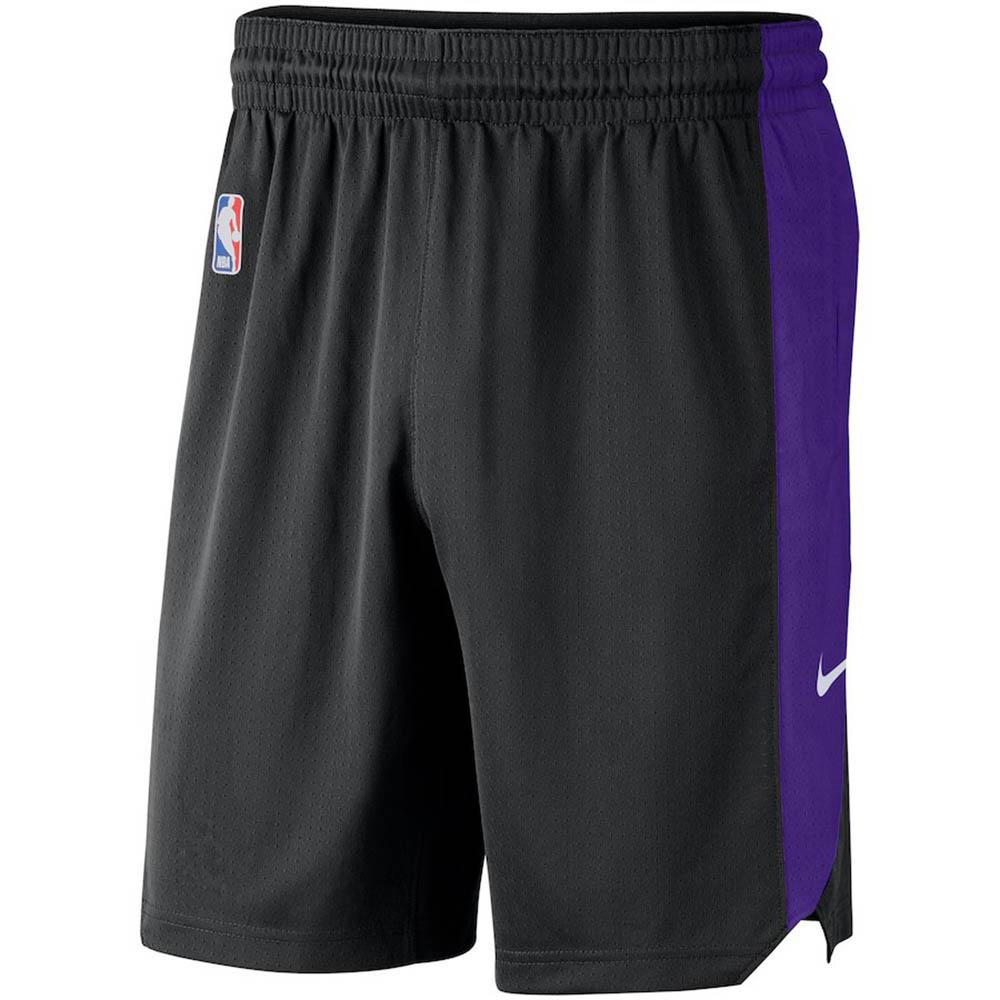 NBA キングス ショートパンツ/ショーツ パフォーマンス プラクティス ナイキ/Nike ブラック