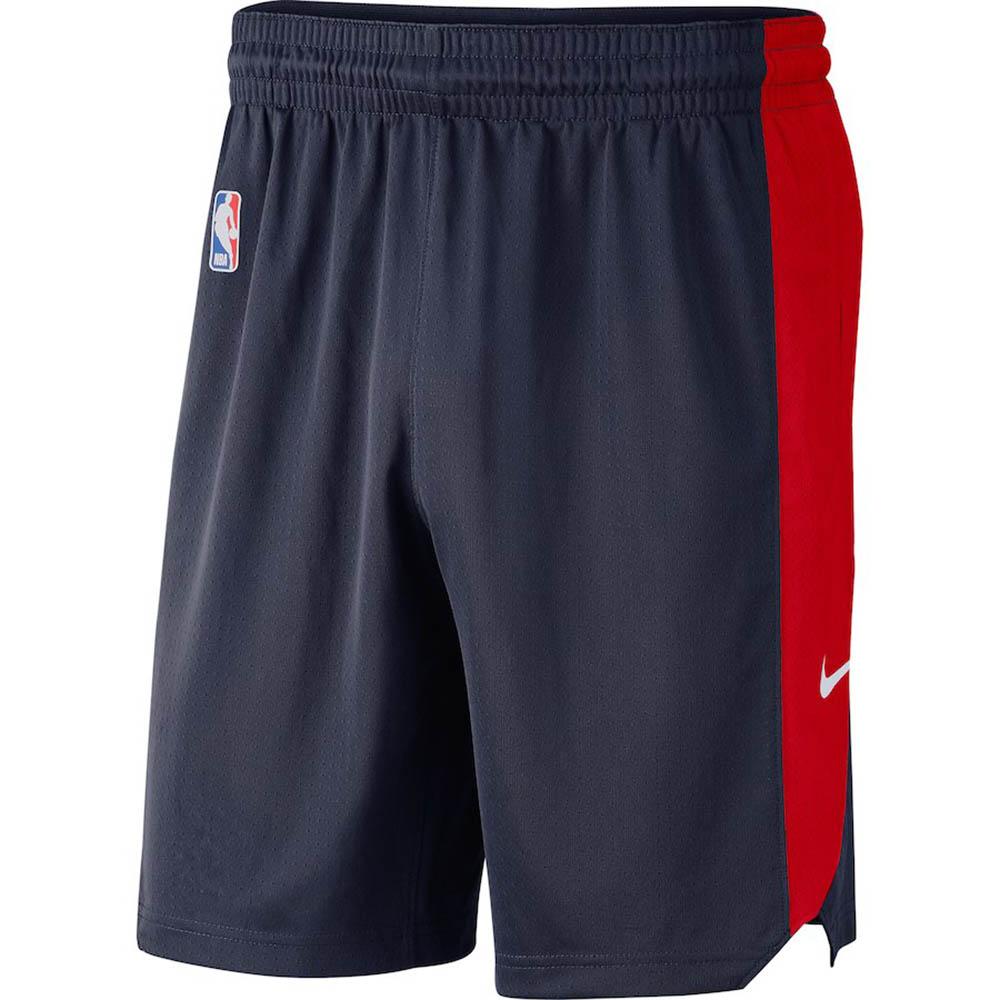 NBA ウィザーズ ショートパンツ/ショーツ パフォーマンス プラクティス ナイキ/Nike ネイビー