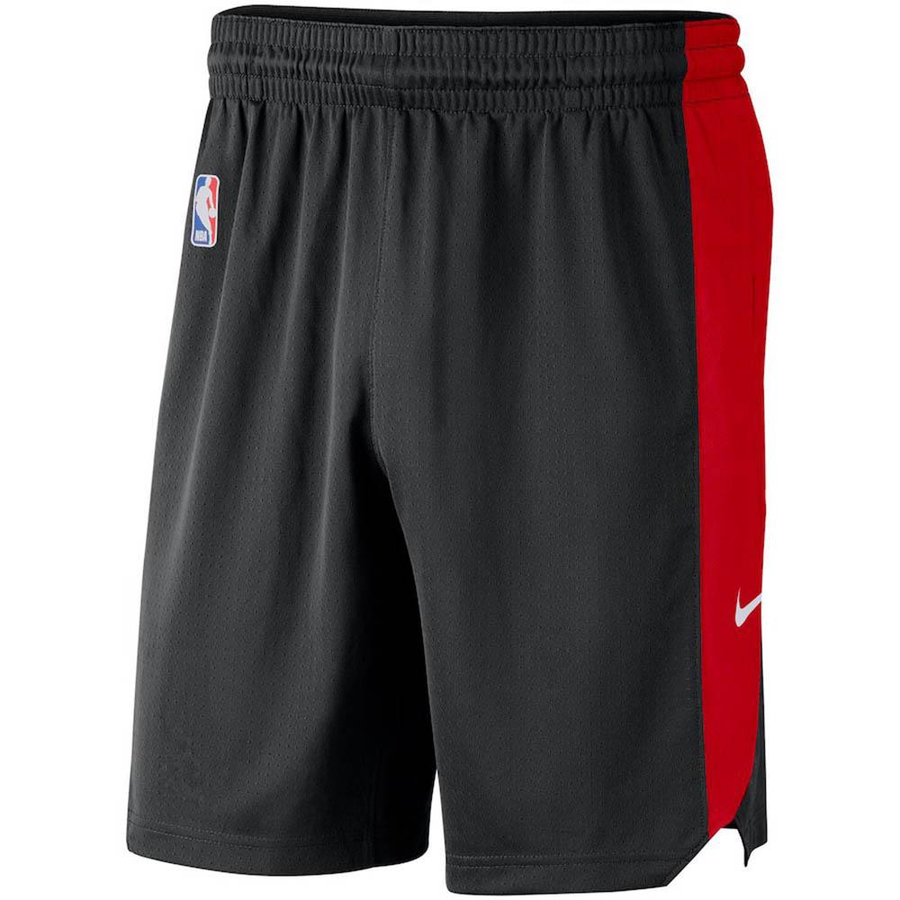 NBA トレイルブレイザーズ ショートパンツ/ショーツ パフォーマンス プラクティス ナイキ/Nike ブラック