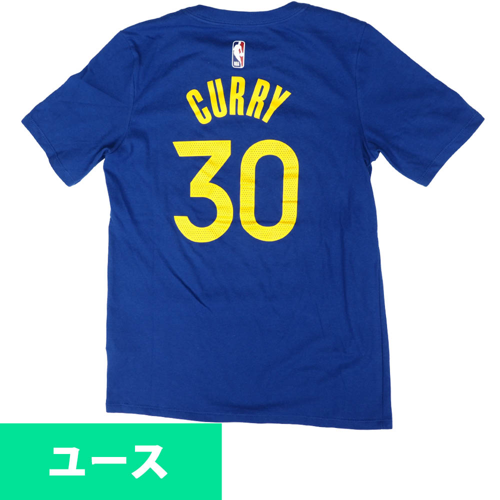 Throw away Nike NIKE basketball t shirt NBA Dri FIT T shirt Golden State Warriors #30; fin curry