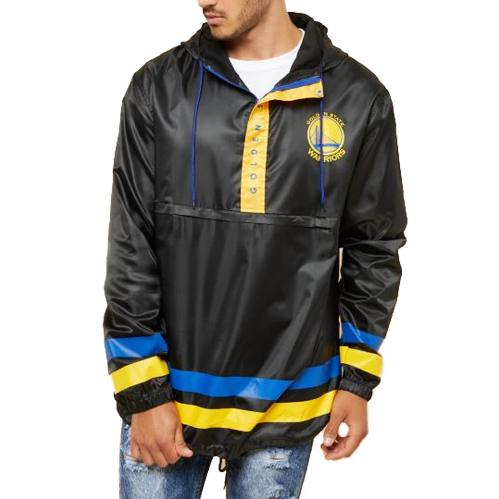 9c90ecbe2efa MLB NBA NFL Goods Shop  NBA Warriors jacket   outer windbreaker ...