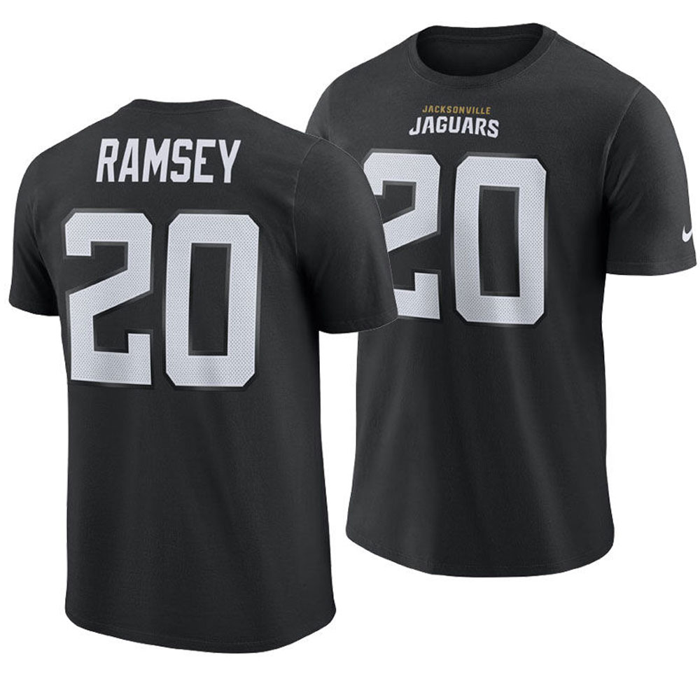<title>王道のNIKE製 NFLネーム ナンバーTシャツ NFL ジャガーズ ジャレン ラムジー Tシャツ プレイヤー プライド ネーム ナンバー ナイキ Nike ブラック 超特価</title>