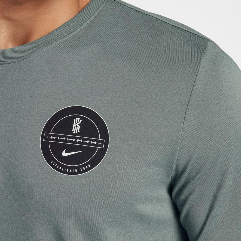 0fcaa78b ... Nike chi Lee /NIKE KYRIE chi Lee Irving T-shirt long sleeves men Craig