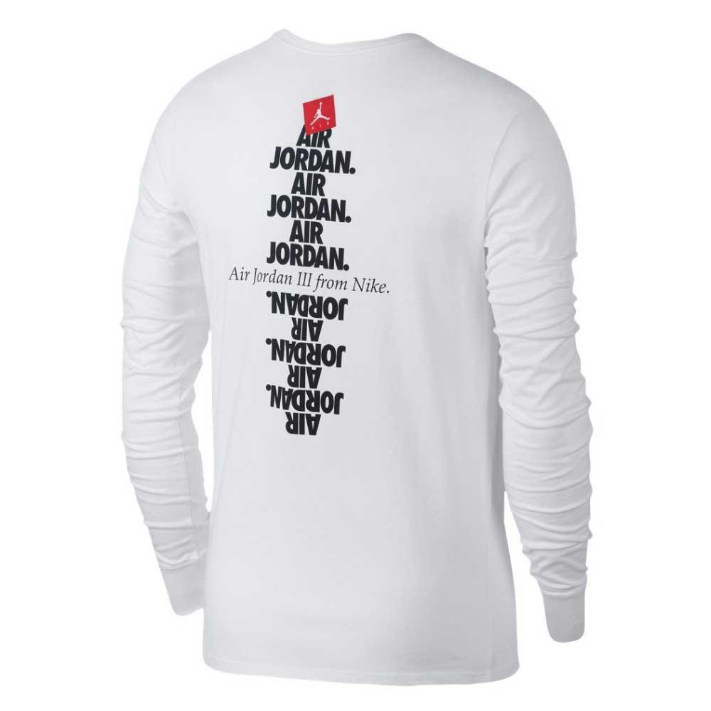 9e845d941150 MLB NBA NFL Goods Shop  3 Nike Jordan  NIKE JORDAN T-shirt nostalgic ...